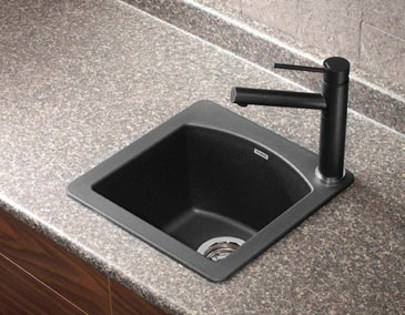 ... Sink With Single Hole Bar Sink Faucet
